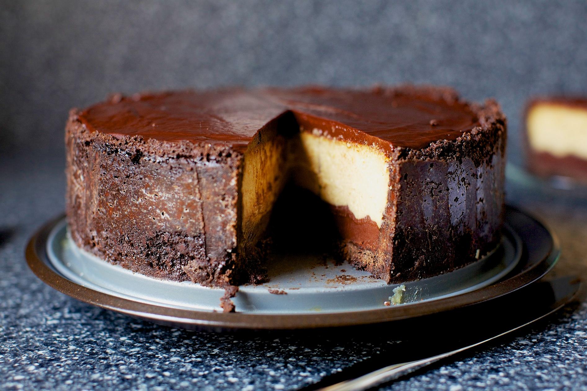 chocolate peanut butter cheesecake – smitten kitchen
