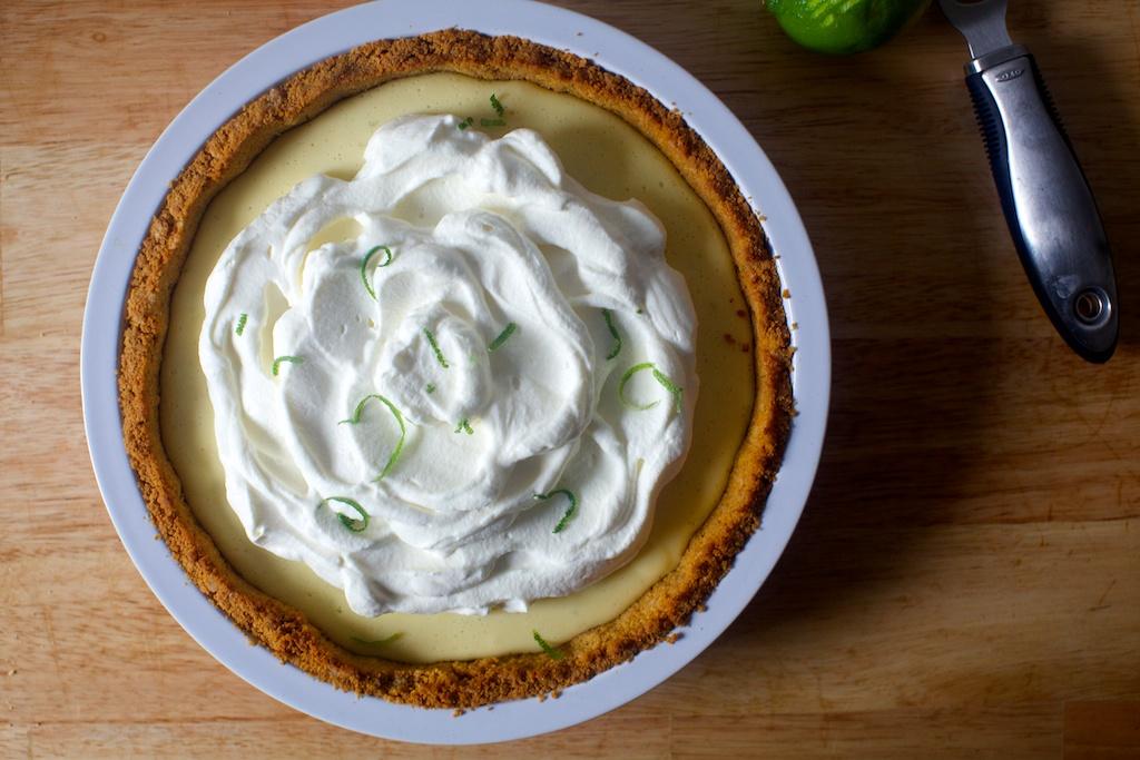 Key Lime Pie Smitten Kitchen
