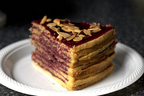 Astonishing Neapolitan Cake Smitten Kitchen Personalised Birthday Cards Paralily Jamesorg