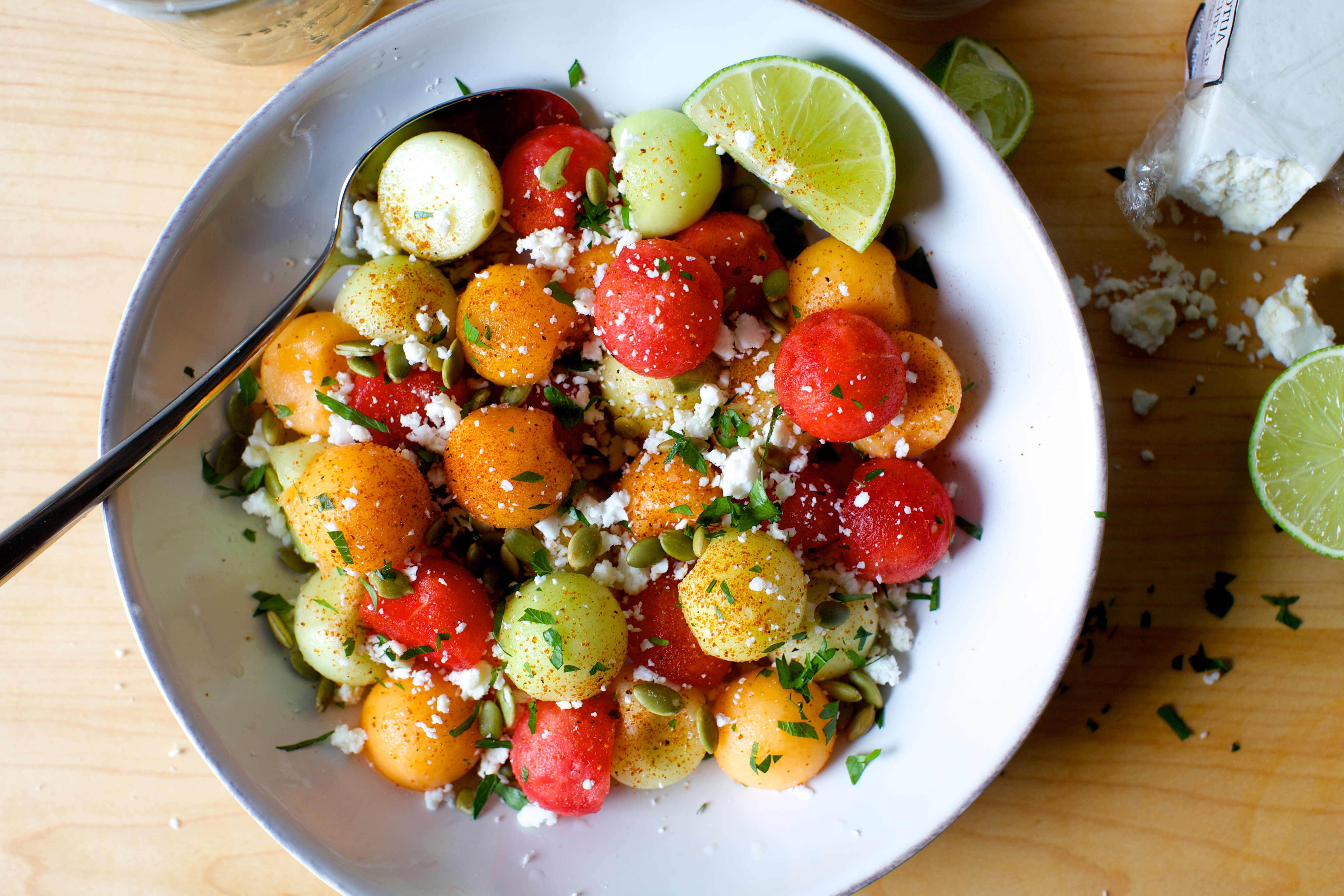 chile lime melon salad – smitten kitchen
