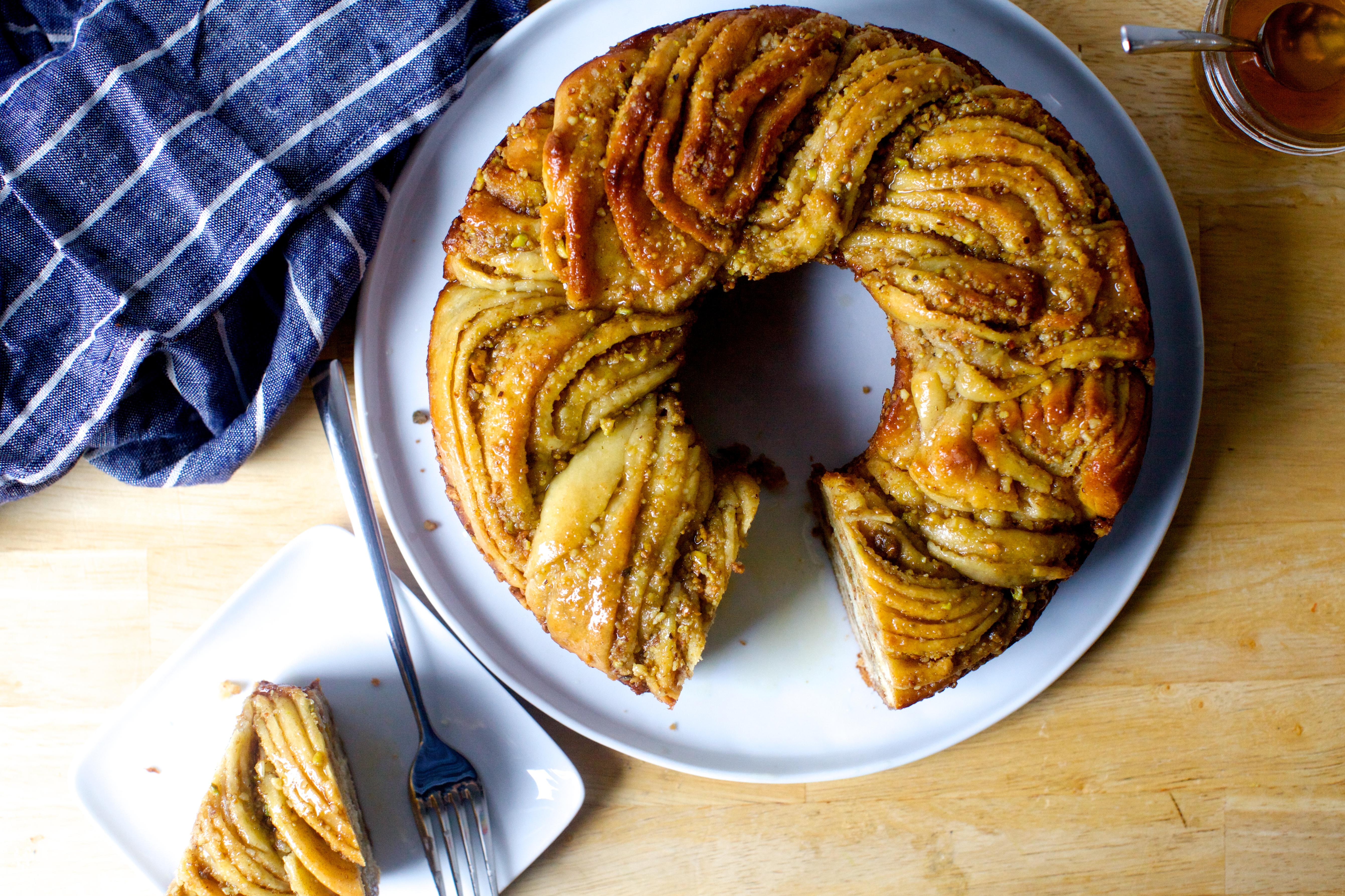 Baklava Babka Smitten Kitchen