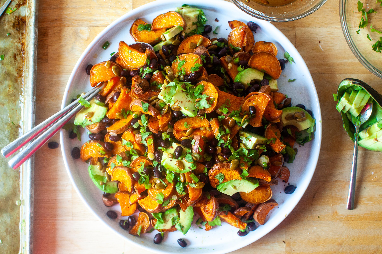 Sweet Potato Salad Recipe Smitten Kitchen