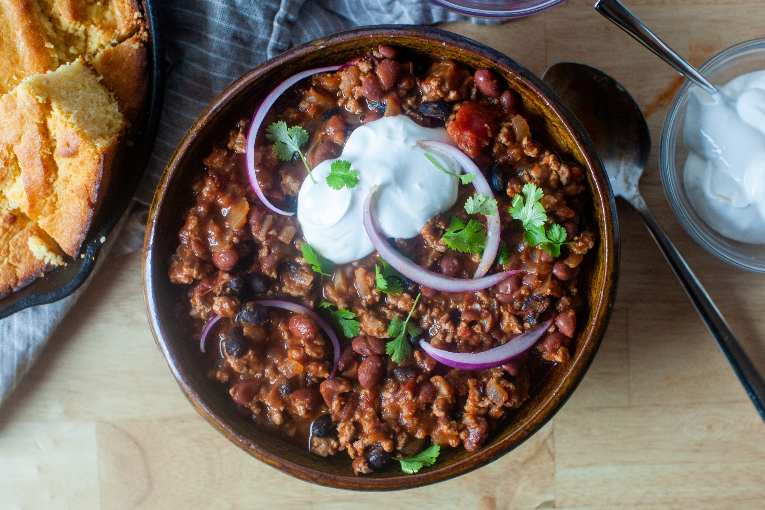 Skillet Turkey Chili Smitten Kitchen